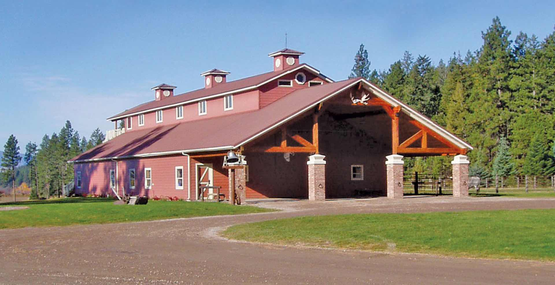 The Barn at Finley Point